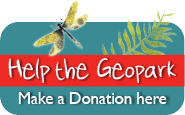 Help the Geopark - make a donation here